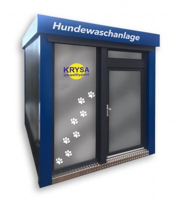 hundewaschanlage-container